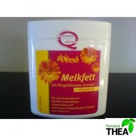 Crema de galbenele Melkfett Alpifresh 250ml