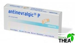Antinevralgic P 20 comprimate