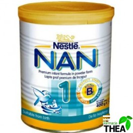 Lapte praf NAN 1 Nestle 400g