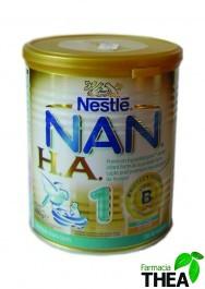 Lapte praf NAN HA1 hipoalergenic Nestle 400g