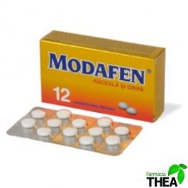 Modafen raceala si gripa 24 comprimate