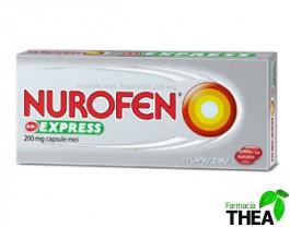 Nurofen Express 200mg 10 capsule moi
