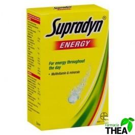 Supradyn Energy 10 Tablete Efervescente