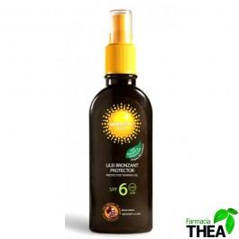 Gerovital Sun Ulei bronzant protector SPF6 150ml