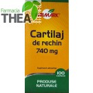 Cartilaj de rechin 740mg 100 tablete Walmark