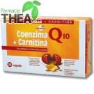 Coenzima Q10 + Carnitina Walmark 30 capsule