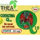 Coenzima Q10 30 mg in ulei de catina Hofigal 30 capsule