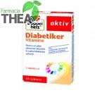 Doppelherz Aktiv vitamine pentru diabetici 30 tablete