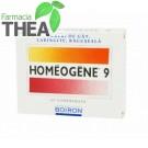 Homeogene 9 - 60 comprimate Boiron