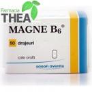 Magne B6 50 drajeuri
