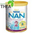 Lapte praf NAN 2 Nestle 400g