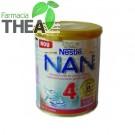 Lapte praf NAN 4 Nestle 400g