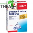 Doppelherz Aktiv Omega 3 Extra 1000mg 120 capsule