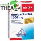 Doppelherz Aktiv Omega 3 Extra 1000mg 120 capsule