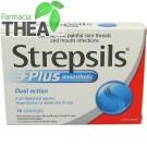 Strepsils Plus 24 comprimate