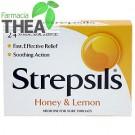 Strepsils Miere & Lamaie 24 comprimate
