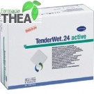 Tenderwet 24 Active pansament 7.5x7.5cm 10 bucati