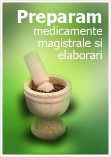 Preparam medicamente magistrale si elabolari